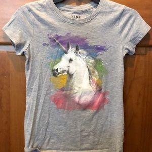 Cute unicorn tee